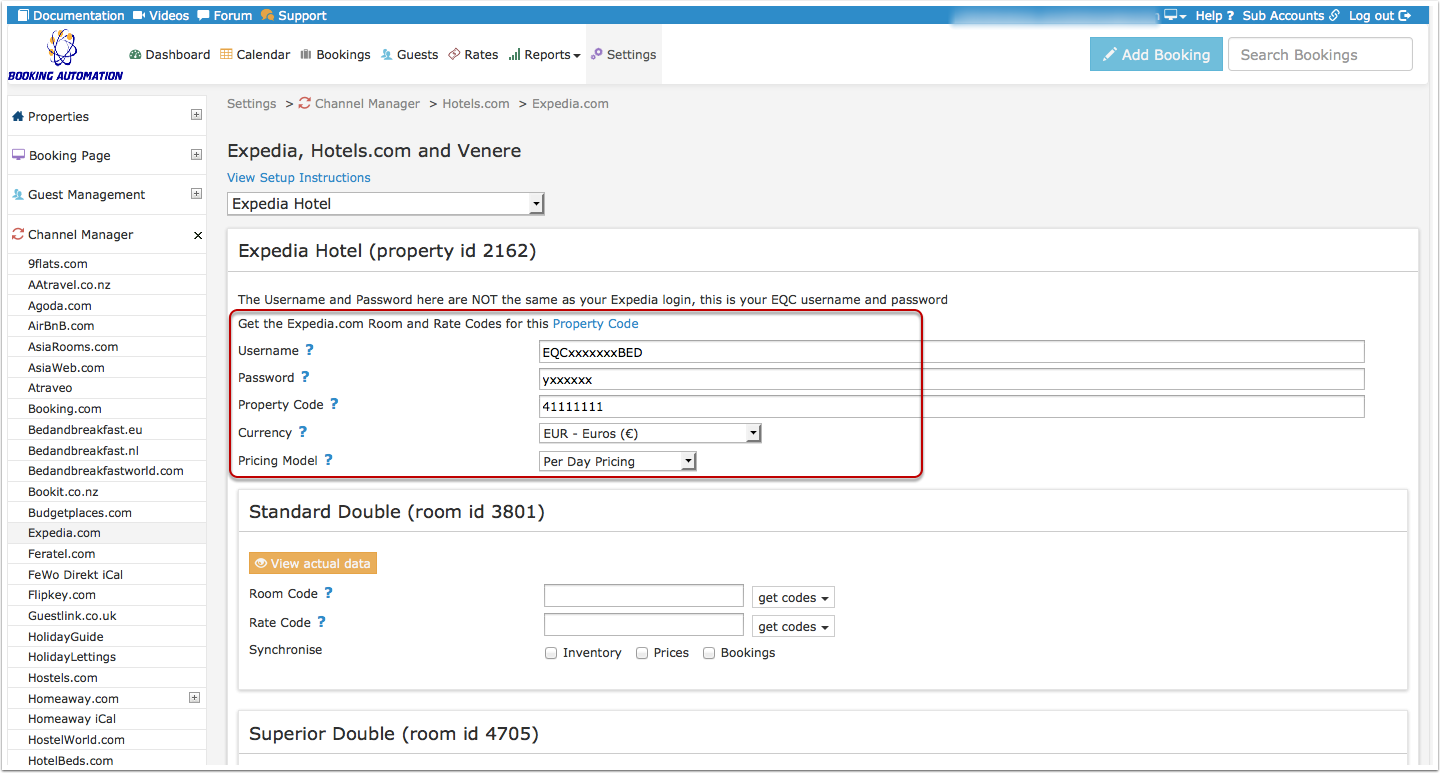 Expedia com - Booking Automation Wiki